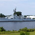 USS Edson (DD-946) - Bay City Michigan by Francis LaLonde