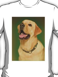Yellow Lab. T-Shirt
