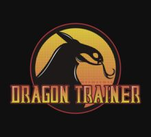 Dragon Trainer by JRBERGER