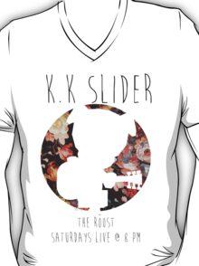 Flowery K.K Slider Concert T Shirt T-Shirt