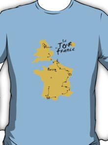 Le Tour de France 2014 T-Shirt