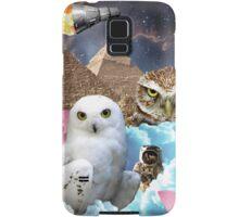 I Dream of Space Owls Samsung Galaxy Case/Skin