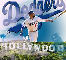 Matt Kemp by DWPickett