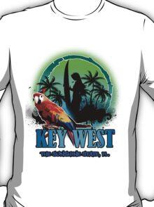 The Sunset Paradise - Key west T-Shirt