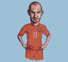 Robben by Ben Farr