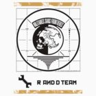 Metal Gear Solid MSF R&D Team Shirt by Tgarncarz