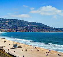 Torrance Beach California by Kgphotographics