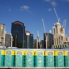 Building Barangaroo  by Steven Guy