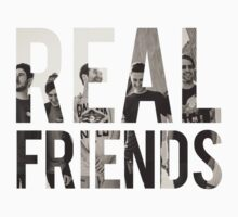 Real Friends Band by embarrass-ed