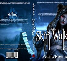 Skin Walker - A book cover concept by Adara Rosalie