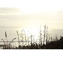 Raglan sunset Photographic Print