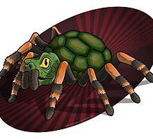 Mutant Zoo - Tutlerantula by dezignjk