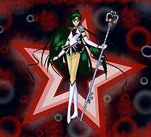 Eternal Sailor Pluto Darkness by m0nkeysp7ce