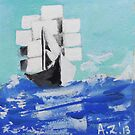 Bateau IX by AgnesZirini