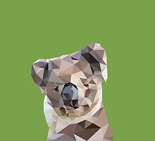 LP Koala Bear by Alice Protin