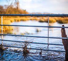lake gate by James Calvey