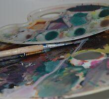 watercolour paint palette 3 by HannahLstaples