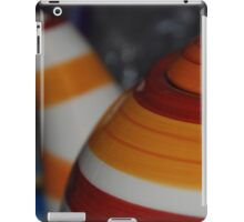 Striped teapot  iPad Case/Skin