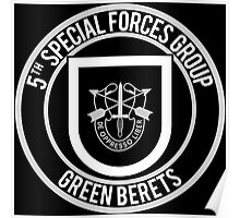 5th Special Forces Poster