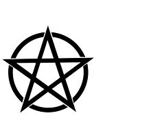 Supernatural Pentagram by tumblrnerd