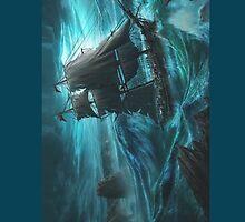 DANGEROUS SEAS  by Anthony  Christou