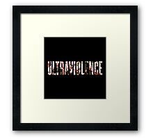Lana Del Rey / Ultraviolence [3] Framed Print