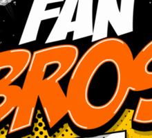 FanBros Full Logo Sticker