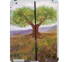 THE TREE (diptyic) iPad Case/Skin
