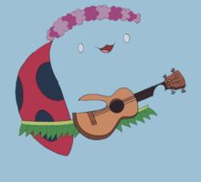 Catbug Plays Guitar by BSRs