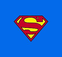 Superman by wormlite