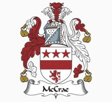 McCrae Coat of Arms / McCrae Family Crest by ScotlandForever