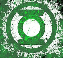 Green Lantern by monican