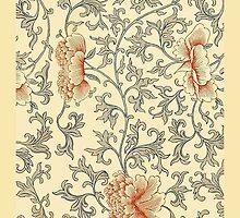 Fabulous Floral by CrownedRabbit