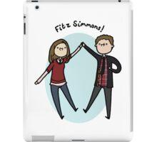 FitzSimmons iPad Case/Skin