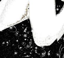 Marilyn Seduced by the Stars Sticker
