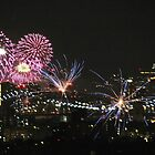 Fourth of July in New York City! by Alberto  DeJesus