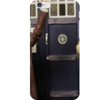 """Out of the frying pan and into the fire eh Clara?"" iPhone Case/Skin"