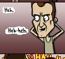 The John McClane by tumbledrycomics