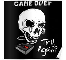 Game Over. Try Again? Poster