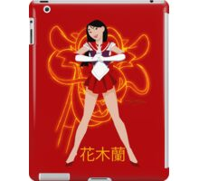 Mulan Sailor Scout iPad Case/Skin
