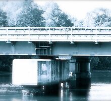 Bridge over Cooks River. Tempe N.S.W. by VenturAShot