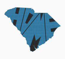 South Carolina HOME state design T-Shirt