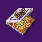 Ninja Pizza - Does Machines by BanzaiDesigns