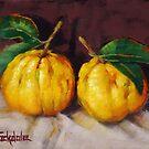 Bush Lemons by Margaret Stockdale