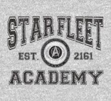 Starfleet Academy by morph99