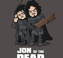 Jon of the Dead by DiJay