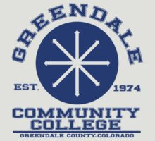 Greendale Community College by CarloJ1956