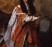 King William III of England by PattyG4Life