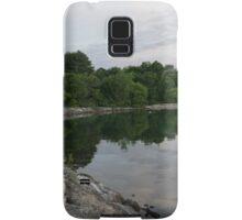 Summer Morning Tranquility - Lake Ontario in Toronto Samsung Galaxy Case/Skin