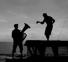Music in Montreux by Michelle Neeling